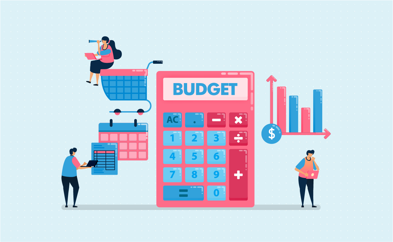 Creating budget plans.