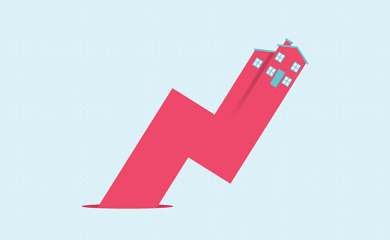 House rate goes up