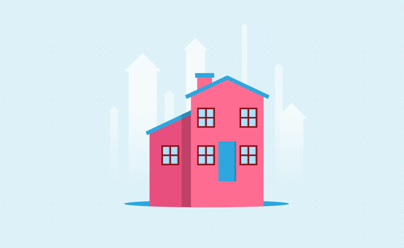 House rates upwards.