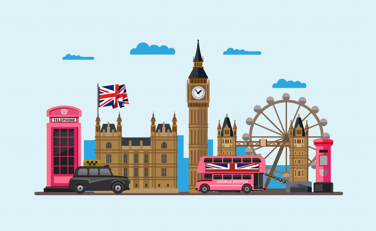 London image landscape