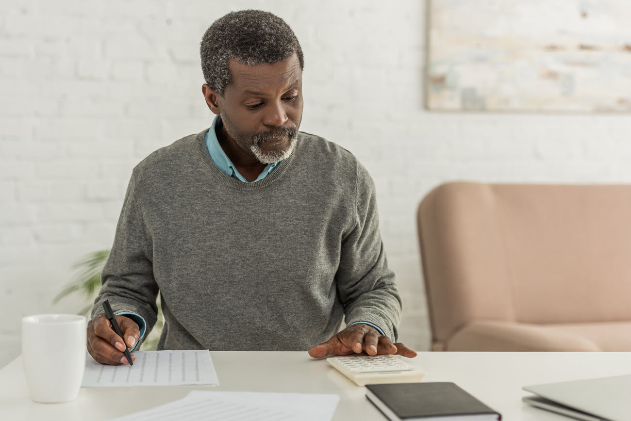 Budgeting enables you to save money and build wealth.