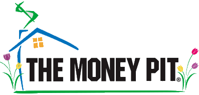 The Money Pit logo.