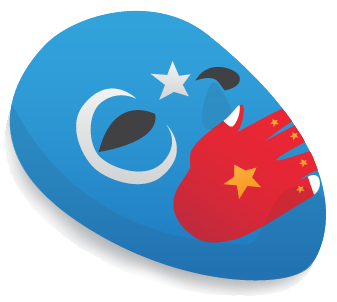 Uyghur mask
